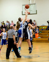 Hale MS vs Luther Burbank 2/11/15
