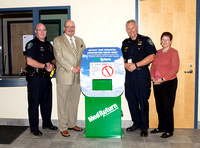 Bolton Drug Disposal Kiosk 6/1/16