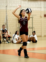 Groton-Dunstable Volleyball Game 9/20/17