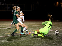 Girls Soccer MIAA D1 Central Qtrfinal Grafton @ Nashoba