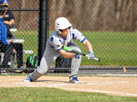 Baseball Monty Tech @ Assabet 4/24/18