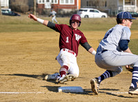 Baseball Noble & Greenough @ Worcester Academy 4/3/19
