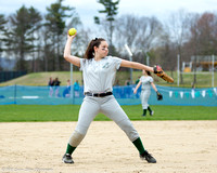 Nashoba JV Softball vs Shrewsbury 4/30/15