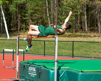 Nashoba Boys Outdoor Track vs Westborough 5/8/15