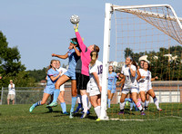 Girls Soccer Holy Name @ St. Peter-Marian 9/23/16