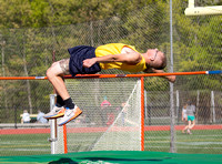 Boys' Outdoor Track League Championship 5/18/16