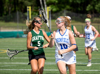 Girls' Lacrosse Grafton @ Bromfield (MIAA Division 2 Central/West Semifinals)